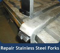 Repair Stainless Steel Forks